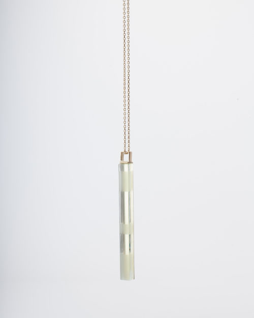 Tubular Col. Necklace NYork II