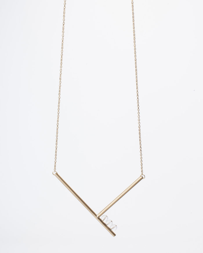 Tubular Collection Necklace
